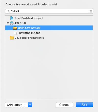 linked_callkit_frameworks